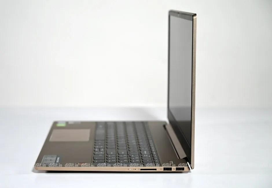 Lenovo IdeaPad S540 15-inch की समीक्षा: एक उलझन में 15-incher