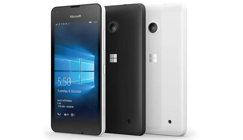 Microsoft Lumia 550 launched, priced at Rs. 9,399