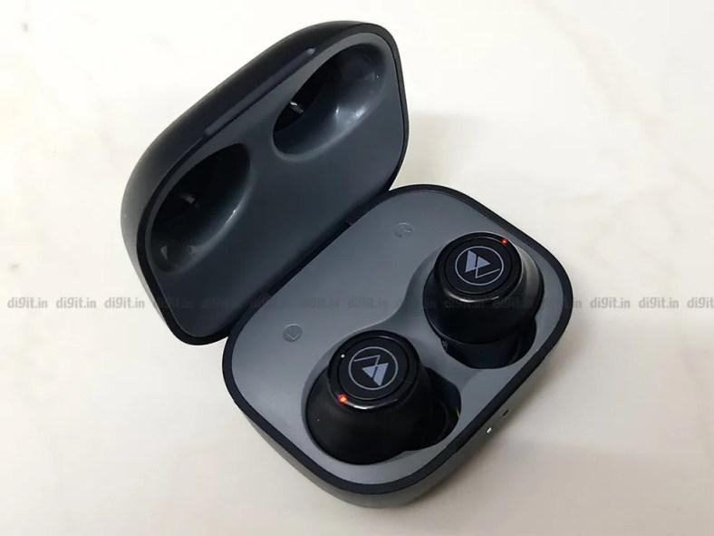 Wings Slay true wireless earphones