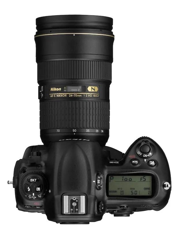 Nikon D3s with Nikon 24-70 f2.8
