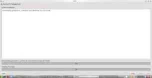 Open SUSE 11.3 screenshot