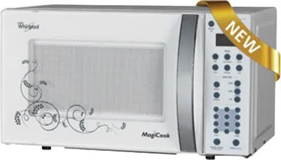 whirlpool magicook 20l classic new 20 l solo microwave oven