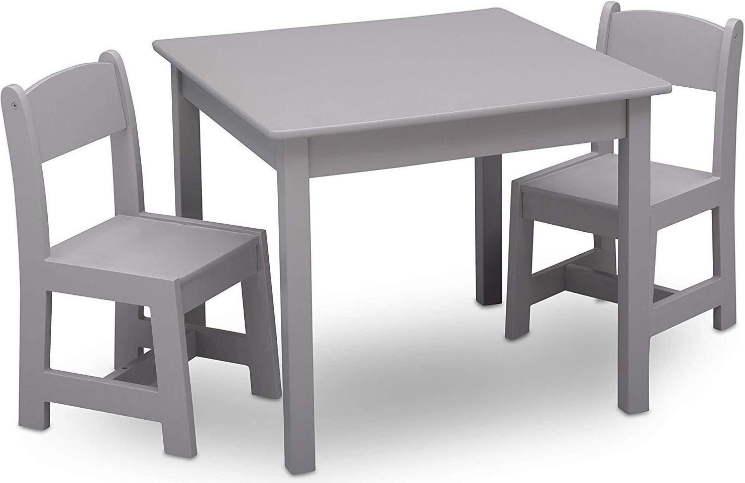 Delta Children Chair Delta Children Grey Chair Table
