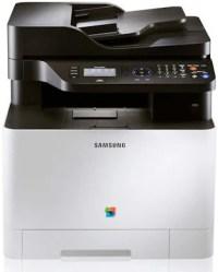 Samsung CLX-4195FW Farb-Laserdrucker All-In-One (WLAN ...