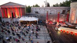 The Sofia Opera also triumphed on the Roman Square in the Boyana Cinema Center (gallery)