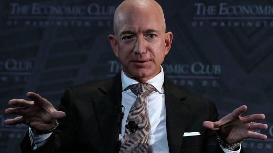 Джеф Безос е известен и с лоши условия на труд в Amazon.