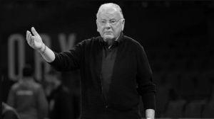 Умира един от най -големите баскетболни треньори в Европа