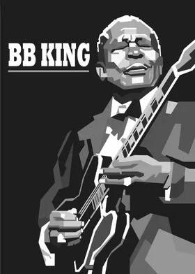 bb king posters art prints artworks