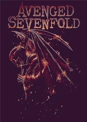 avenged sevenfold posters art prints