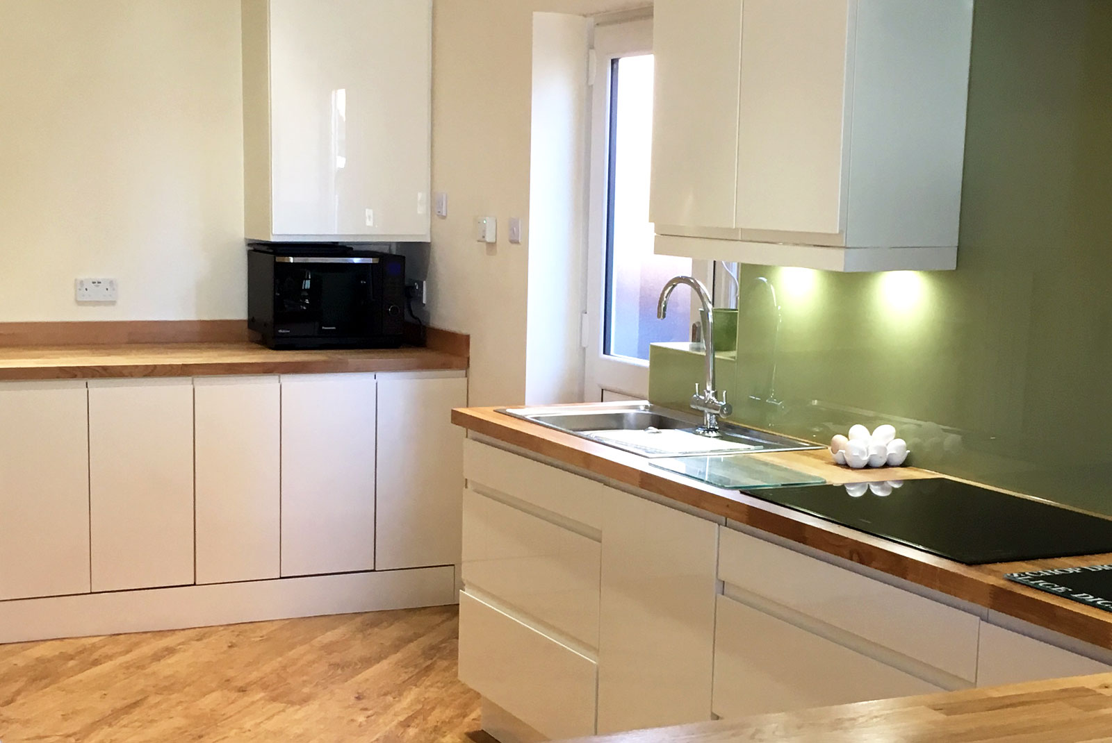 Stephen from Amington Top quality kitchen and very