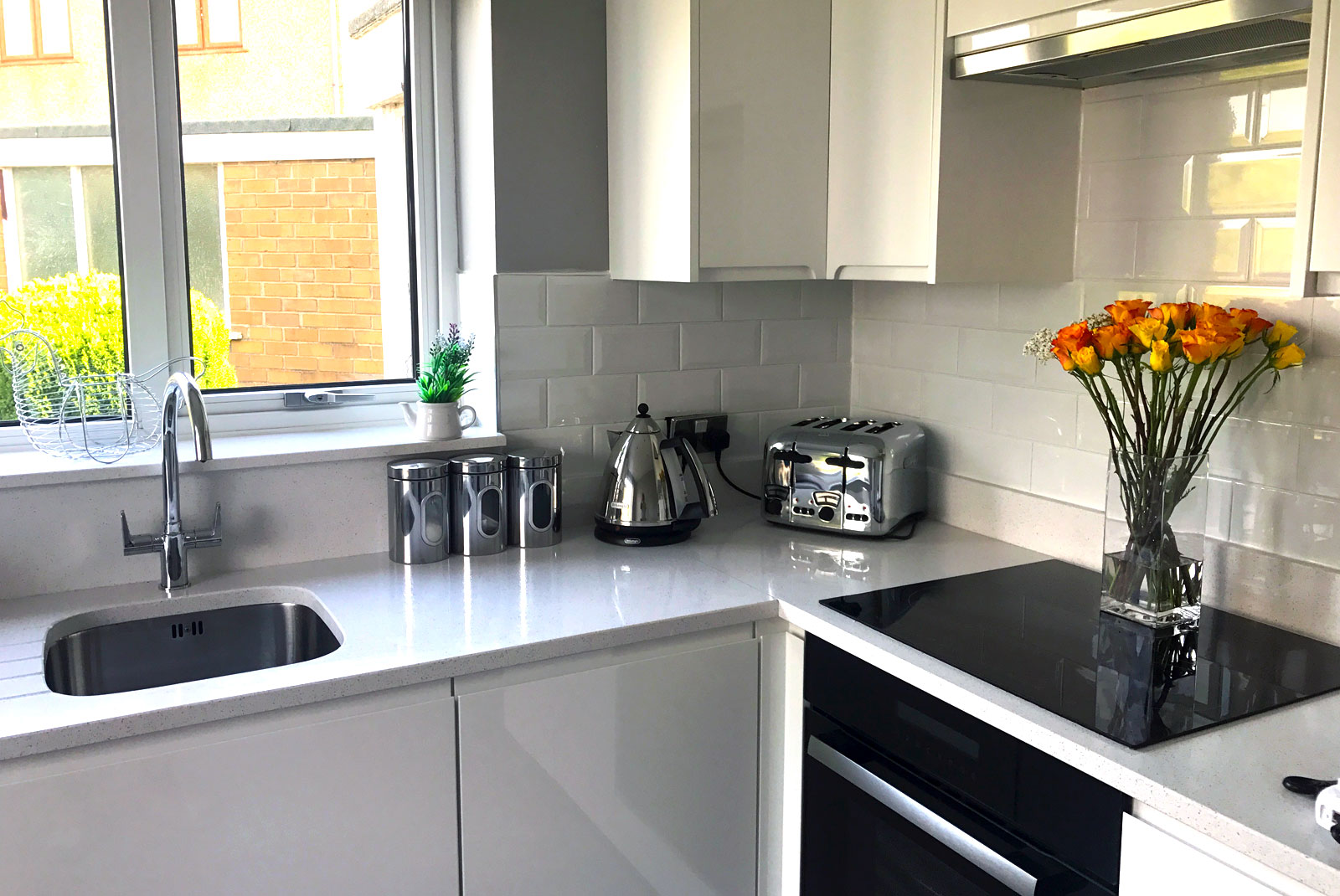 Natalie from Huddersfield Love my kitchen from DIY