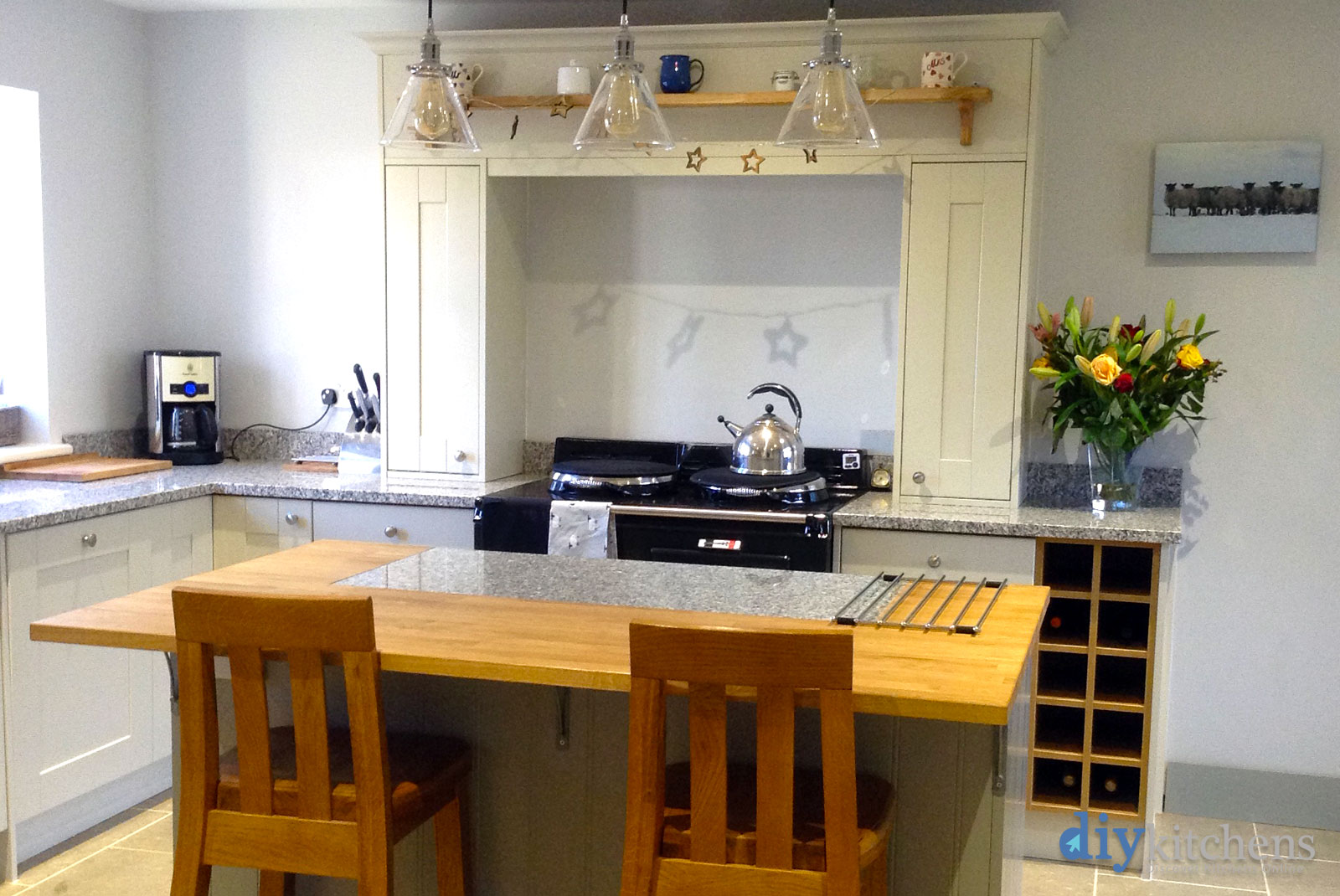 Stephanie from Longhoughton A few photos of our completed