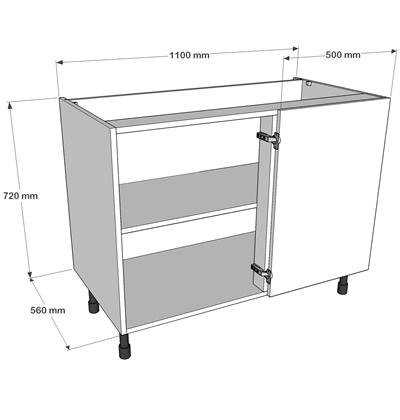 Standard kitchen cabinet sizes howdens for Howdens kitchen units sizes