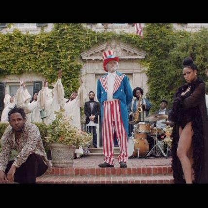 Kendrick Lamar in