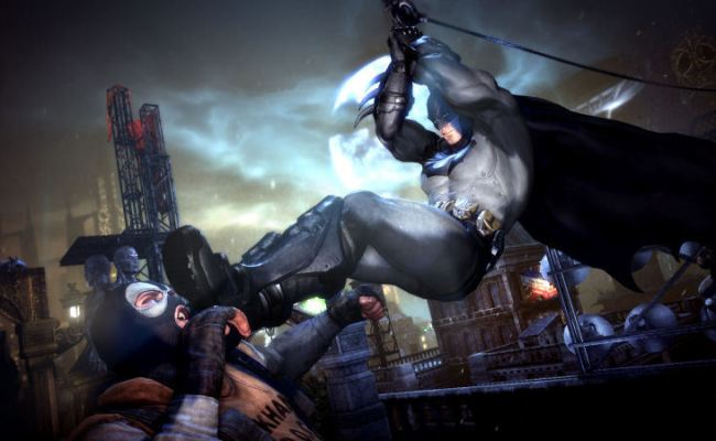 Buy Batman Arkham City Game Of The Year Edition Cd Key