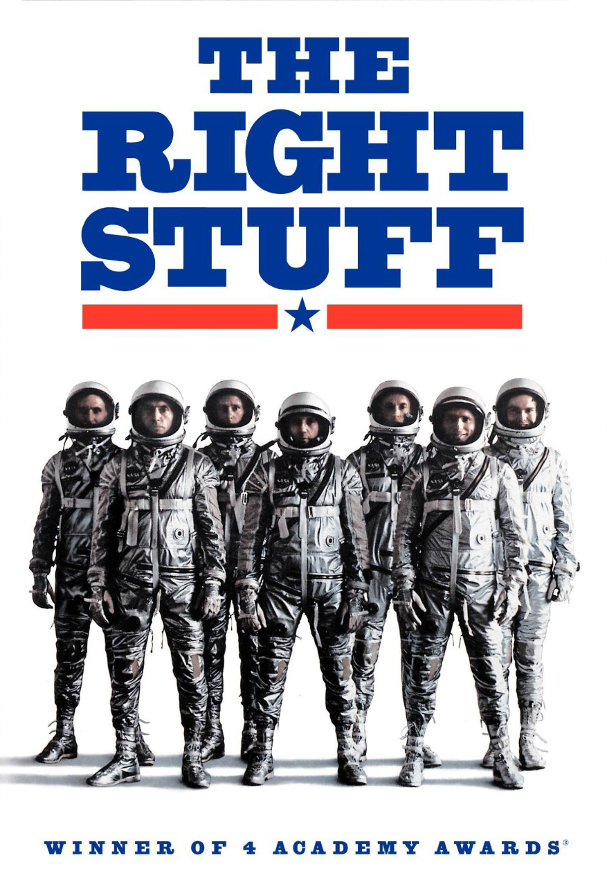 Image result for tom wolf the right stuff