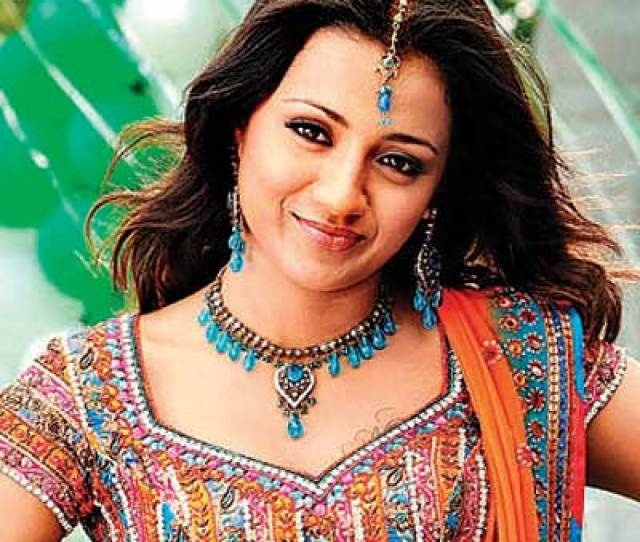 The Slump From South Side Started With Trisha Who Was Launched With Much Fanfare Opposite Akshay Kumar In Priyadarshans Khatta Meetha
