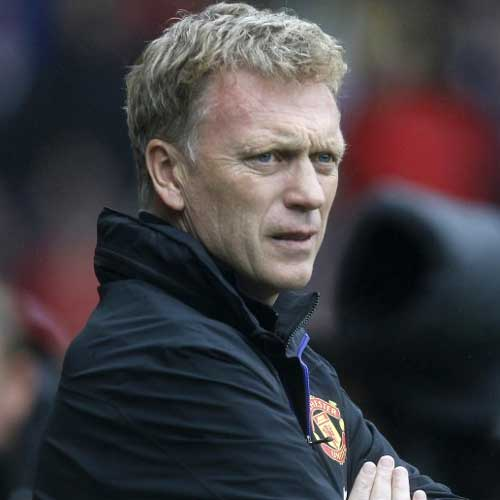 David Moyes warns Manchester United fans to expect more 'shocking setbacks' like Manchester City 'drubbing'