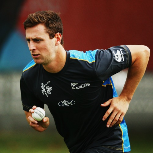 World Cup 2015 Semifinal New Zealand vs South Africa Matt Henry to replace injured Adam Milne