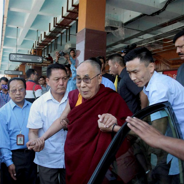Dalai Lama returns to Dharamsala, refutes reports of deteriorating ...