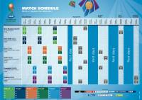 Full schedule of FIFA U