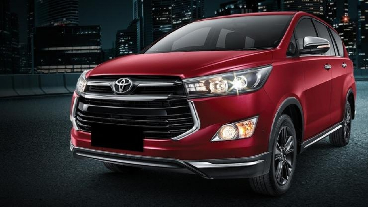 innova new venturer 2018 grand veloz 1.5 harga toyota likely to launch crysta touring sport on ...