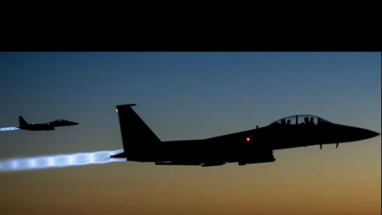Us Strikes Prosyrian Forces After 'unprovoked Attack' On Partners' Base
