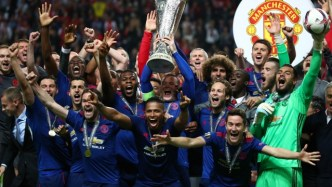 Image result for Mourinho dedicates EUROPA League title to terror attack victims