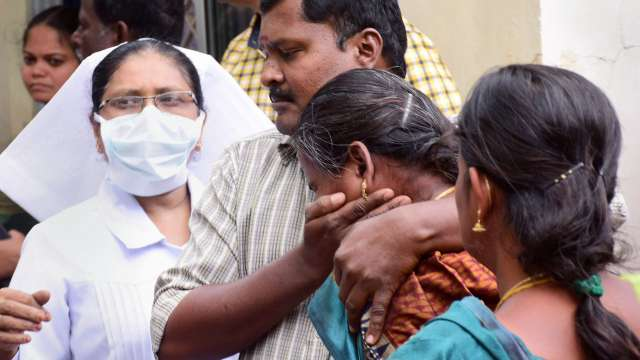 Image result for theni-fire-tragedy-followup-report-images