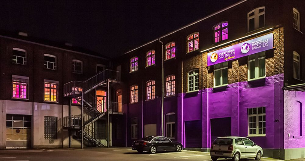 Eventfabrik Solingen by Mavius  HochzeitEventTagung