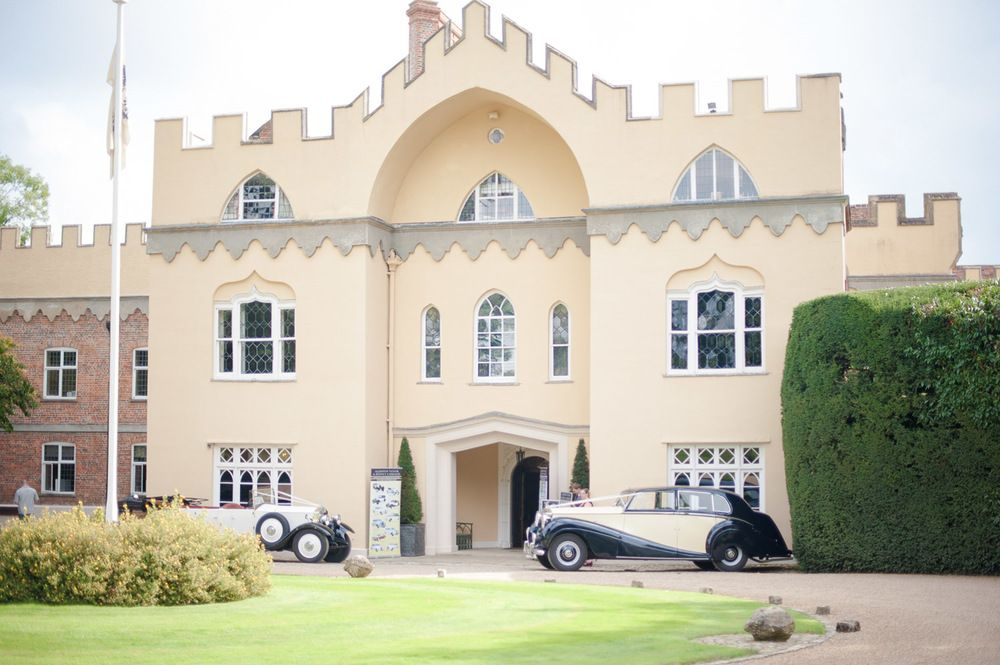hampden house wedding venue great missenden