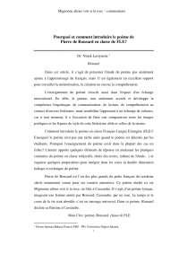 Mignonne Allons Voir Si La Rose Analyse : mignonne, allons, analyse, Mignonne, Allons, Commentaire, Docsity