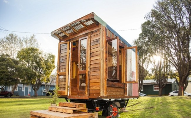 Tiny House Movement Sparks Interest In Australia