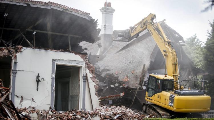 Demolished: 16 St Georges Road.