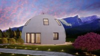Russias Skydome designs dome homes to withstand extreme ...