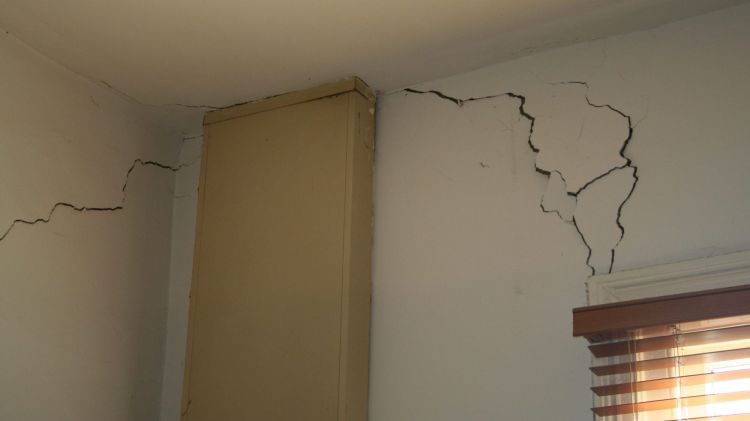 Is your house cracking up? What to do about cracks in the home