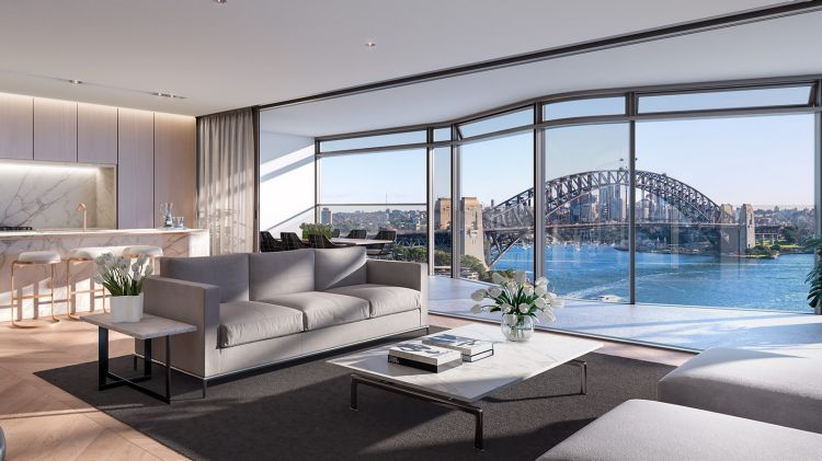 They will offer stunning views of the harbour and city.