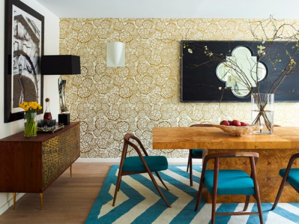 Photo by Incorporated - More contemporary dining room photos