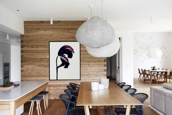 Photo by Whiting Architects - Search contemporary dining room pictures