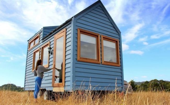 Another Giant Leap For Small Scale Living Tiny House