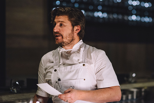 Chef scott pickett. Photo: supplied