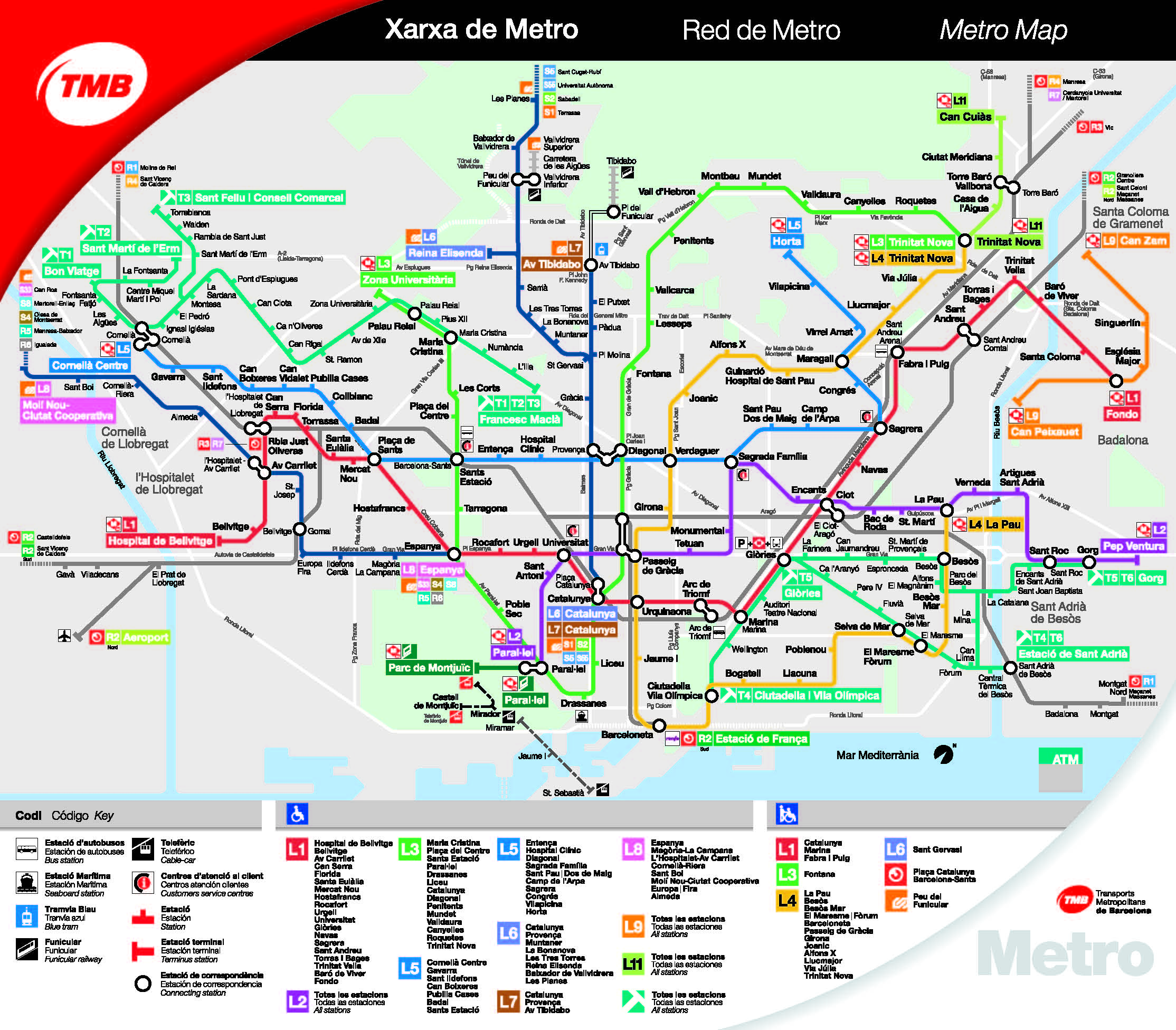 barcelona tour bus route map traveltourswallcom