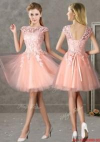 2016 Dama Dresses