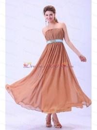 Rust Bridesmaid Dresses - Flower Girl Dresses