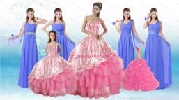 Little Girls Quinceanera Dresses Long