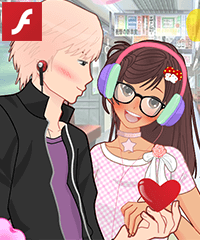 anime page 1 dress