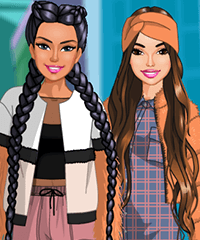 Play Audreys Glamorous Real Haircuts Game Here - A