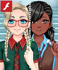 school avatar creator part