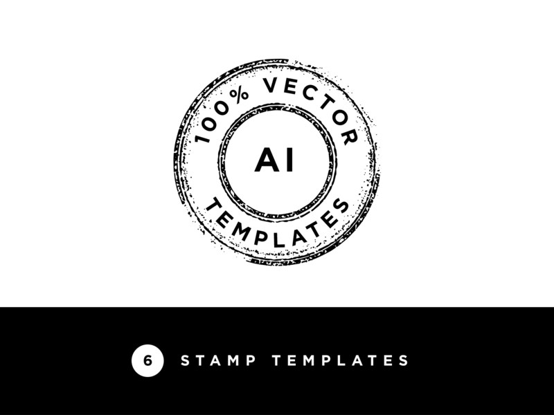 Stamp Collection pt.3 by Misc. Loot Co. on Dribbble