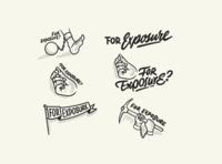Hercules lettering by Nikita Bauer on Dribbble